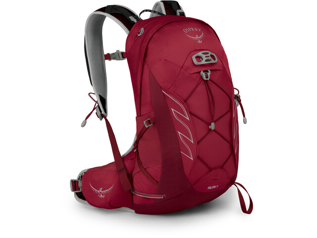 Osprey Talon 11 Backpack Men, cosmic red